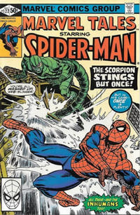 Cover Thumbnail for Marvel Tales (Marvel, 1966 series) #122 [Direct Edition]