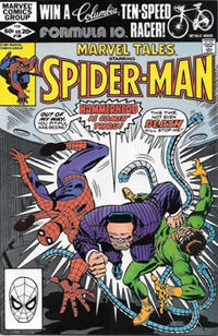 Cover Thumbnail for Marvel Tales (Marvel, 1966 series) #136 [Direct]