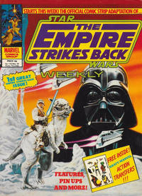 Cover Thumbnail for The Empire Strikes Back Weekly (Marvel UK, 1980 series) #118