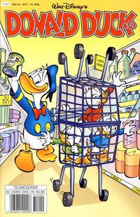 Cover Thumbnail for Donald Duck & Co (Hjemmet / Egmont, 1948 series) #40/2017