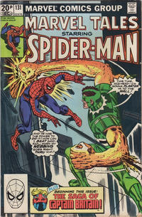 Cover Thumbnail for Marvel Tales (Marvel, 1966 series) #131 [British]