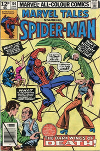 Cover Thumbnail for Marvel Tales (Marvel, 1966 series) #104 [British]