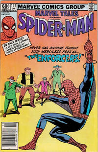 Cover Thumbnail for Marvel Tales (Marvel, 1966 series) #147 [Newsstand]