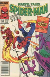 Cover Thumbnail for Marvel Tales (Marvel, 1966 series) #159 [Canadian]