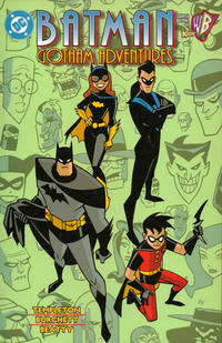 Cover Thumbnail for Batman: Gotham Adventures (DC, 2000 series)