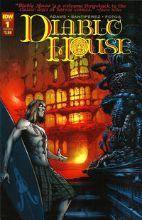 Cover Thumbnail for Diablo House (IDW, 2017 series) #1