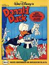 Cover for Walt Disney's Beste Historier om Donald Duck & Co [Disney-Album] (Hjemmet / Egmont, 1978 series) #12 - Donald Duck som tryllekunstner [2. utgave]