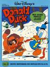 Cover for Walt Disney's Beste Historier om Donald Duck & Co [Disney-Album] (Hjemmet / Egmont, 1978 series) #13 - Den store prøven [2. utgave]