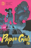 Cover for Paper Girls (Image, 2015 series) #16