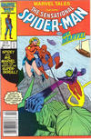 Cover for Marvel Tales (Marvel, 1966 series) #196 [Newsstand Edition]