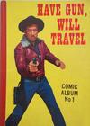 Cover for Have Gun Will Travel Comic Album (World Distributors, 1959 series) #1