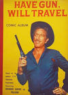 Cover for Have Gun Will Travel Comic Album (World Distributors, 1959 series) #2