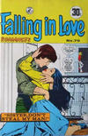 Cover for Falling in Love Romances (K. G. Murray, 1958 series) #70