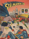 Cover for Stålmannen (Centerförlaget, 1949 series) #52/[1951]
