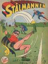 Cover for Stålmannen (Centerförlaget, 1949 series) #22/[1950]