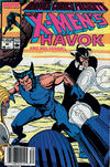 Cover for Marvel Comics Presents (Marvel, 1988 series) #30 [Newsstand]