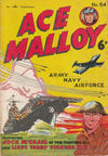 Cover for Ace Malloy of the Special Squadron (Arnold Book Company, 1952 series) #64