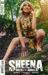 Cover Thumbnail for Sheena Queen of the Jungle (2017 series) #2 [Cover D Cosplay Photo Cover]