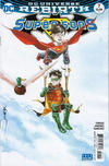 Cover for Super Sons (DC, 2017 series) #7 [Dustin Nguyen Cover]