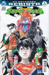 Cover for Super Sons (DC, 2017 series) #6 [Dustin Nguyen Cover]