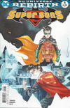 Cover for Super Sons (DC, 2017 series) #5 [Dustin Nguyen Cover]