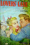 Cover for Lovers' Lane (Super Publishing, 1952 series) #14