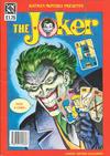 Cover for Batman Monthly Presents the Joker (Egmont Magazines, 1989 series)