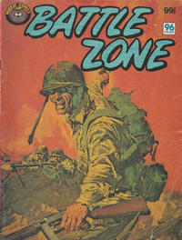 Cover Thumbnail for Battle Zone (K. G. Murray, 1982 ? series)