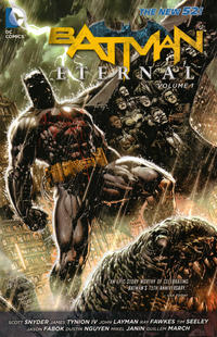 Cover Thumbnail for Batman Eternal (DC, 2014 series) #1