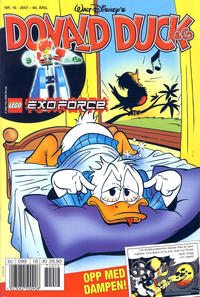 Cover Thumbnail for Donald Duck & Co (Hjemmet / Egmont, 1948 series) #16/2007
