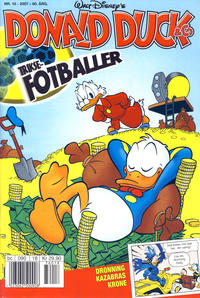 Cover Thumbnail for Donald Duck & Co (Hjemmet / Egmont, 1948 series) #18/2007