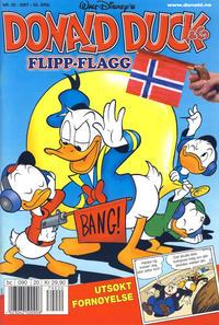 Cover Thumbnail for Donald Duck & Co (Hjemmet / Egmont, 1948 series) #20/2007