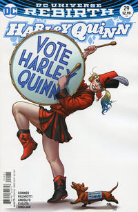 Cover Thumbnail for Harley Quinn (DC, 2016 series) #29 [Frank Cho Variant Cover]
