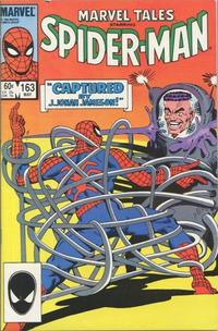 Cover Thumbnail for Marvel Tales (Marvel, 1966 series) #163 [Direct Edition]