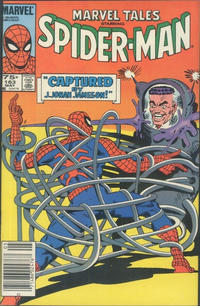 Cover for Marvel Tales (Marvel, 1966 series) #163 [Direct]