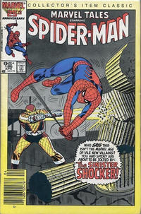 Cover Thumbnail for Marvel Tales (Marvel, 1966 series) #186 [Canadian]