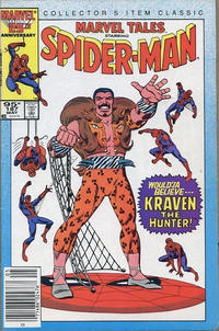 Cover Thumbnail for Marvel Tales (Marvel, 1966 series) #187 [Canadian]