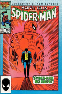 Cover Thumbnail for Marvel Tales (Marvel, 1966 series) #190 [Direct]