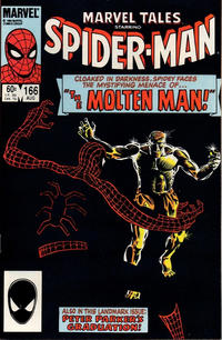 Cover Thumbnail for Marvel Tales (Marvel, 1966 series) #166 [Direct Edition]