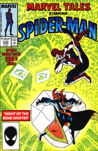 Cover Thumbnail for Marvel Tales (Marvel, 1966 series) #200 [Direct]
