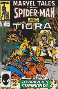 Cover Thumbnail for Marvel Tales (Marvel, 1966 series) #203 [Direct Edition]