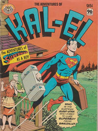 Cover Thumbnail for The Adventures of Kal-El (K. G. Murray, 1982 series)