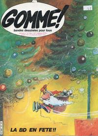 Cover Thumbnail for Gomme! (Glénat, 1981 series) #14