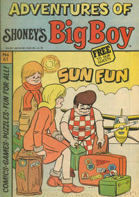 Cover Thumbnail for Adventures of Big Boy (Paragon Products, 1976 series) #61