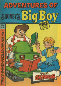 Cover Thumbnail for Adventures of Big Boy (Paragon Products, 1976 series) #43