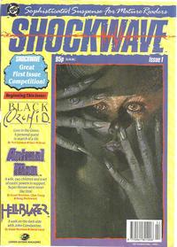 Cover Thumbnail for Shockwave (Egmont UK, 1991 series) #1