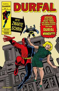 Cover Thumbnail for Durfal Classics (Windmill Comics, 2017 series) #1