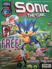 Cover Thumbnail for Sonic the Comic (Fleetway Publications, 1993 series) #141
