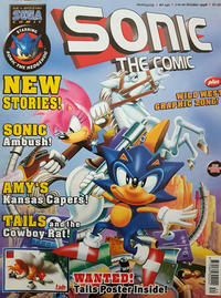 Cover Thumbnail for Sonic the Comic (Fleetway Publications, 1993 series) #140