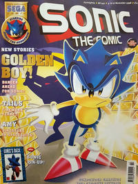 Cover Thumbnail for Sonic the Comic (Fleetway Publications, 1993 series) #142